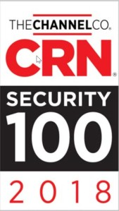 CRN Security 100 2018