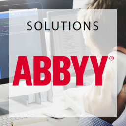 Accelerate Daily Work with ABBYY Solutions