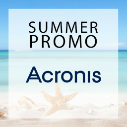 Acronis Q3 Promotions through Sept 28, 2018
