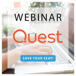 Quests Tech2Tech Webinars