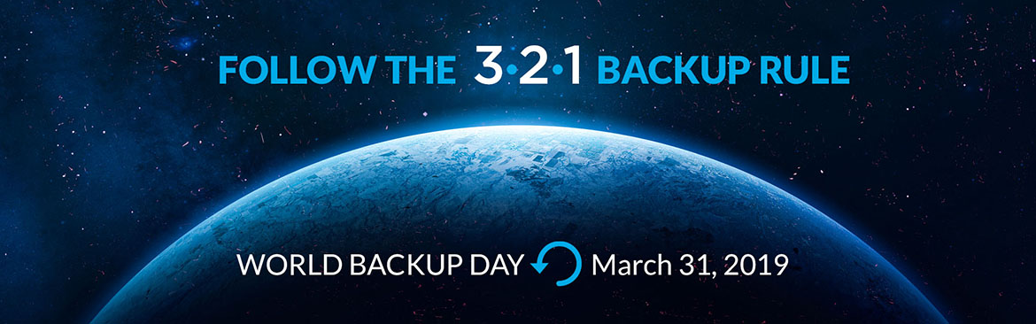 3-2-1! World Backup Day is coming… Are you ready for it